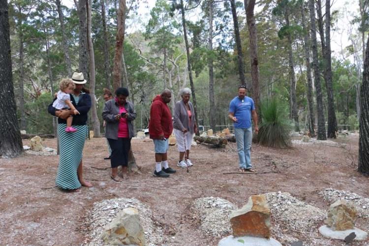 ASSI Stories Stradbroke Island Workshops, September 2014.