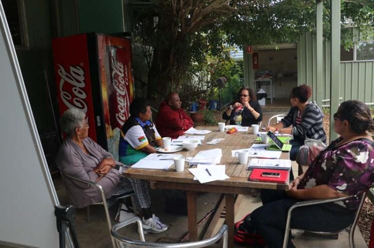 ASSI Stories Stradbroke Island Workshops